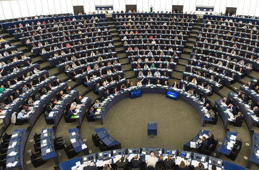 Sexuelle Belästigung auch im EU-Parlament