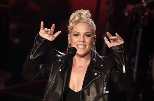 US-Popstar singt in Stuttgart