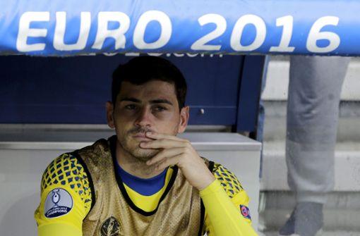 Iker Casillas sendet emotionale Botschaft an Loris Karius