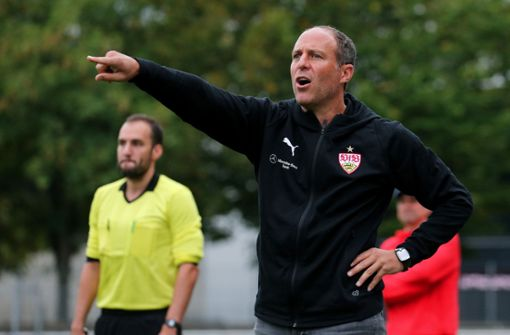 Liveticker zum Nachlesen: VfB II erkämpft Punkt gegen Waldhof Mannheim