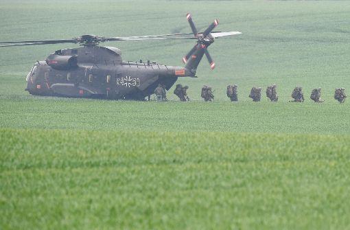 Zusammenarbeit auch bei der Verteidigungspolitik
