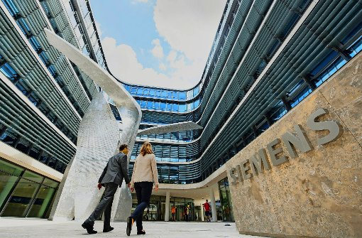 Siemens greift nach US-Softwareschmiede