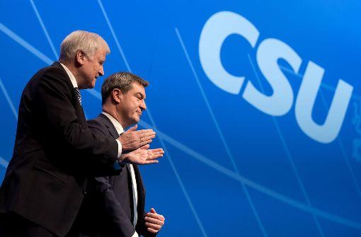 Die CSU auf dem Selbstfindungsweg
