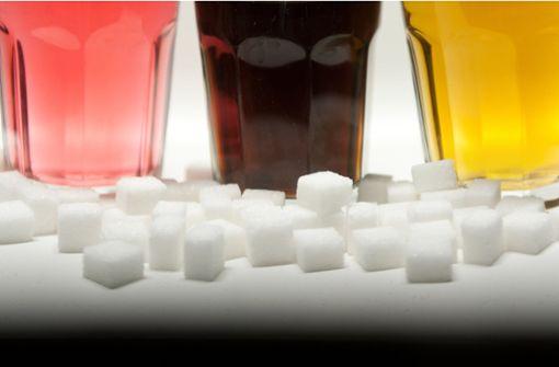 Um fünf bis acht Prozent will Lidl den Zuckergehalt in Getränken der Eigenmarken reduzieren. (Symbolfoto) Foto: dpa