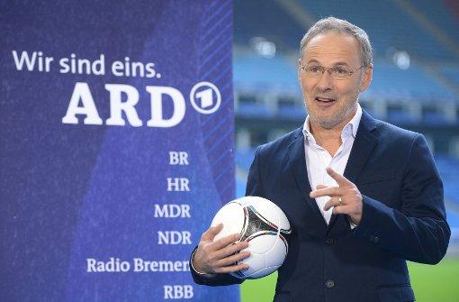 Reinhold Beckmann macht Schluss