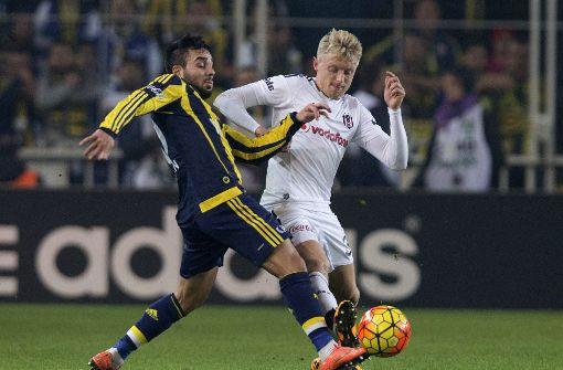 Andreas Beck kehrt aus der Türkei zum VfB Stuttgart zurück