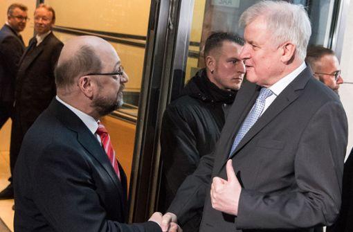 Union und SPD erwarten Kompromiss beim Familiennachzug