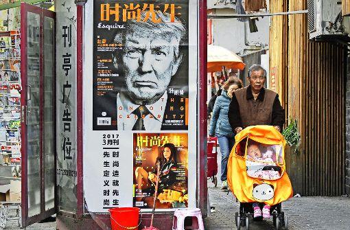 Trumps Achterbahnfahrt mit Peking