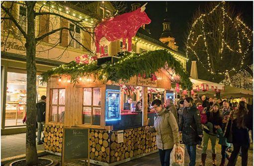 Weihnachtsmarkt: Gastronom verklagt die Stadt