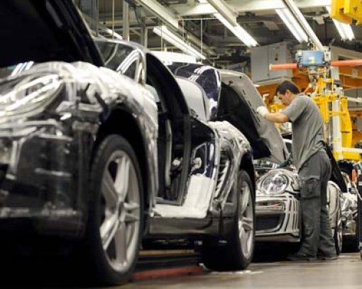 Porsche erleidet massiven Umsatzeinbruch