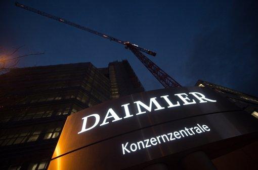 Daimler muss sich auf eine Klage der Deutschen Umwelthilfe einstellen. (Symbolbild) Foto: dpa