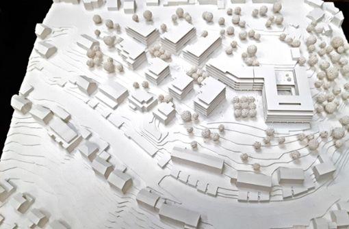 Anwohner lehnen Entwurf für Quartier ab