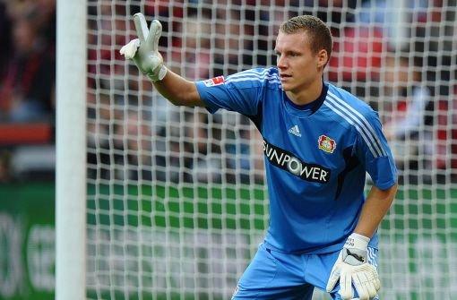 Bernd Leno: Leihgabe an Bayer Leverkusen. Foto: dpa