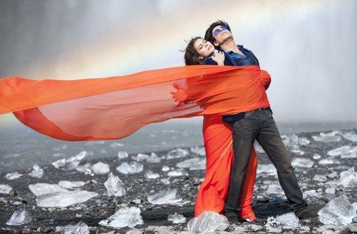 """Viel Herz-Schmerz und Drama ist in Bollywood meist zu sehen, wir hier in """"Dilwale"""". Foto: dpa"""