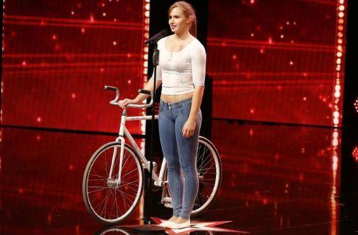 Kunstradfahrerin aus Schorndorf schafft es nicht ins Finale
