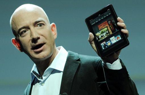Amazon macht iPad Konkurrenz