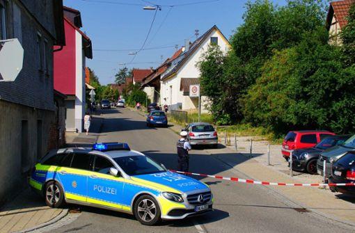 Polizei: Eltern waren im Haus