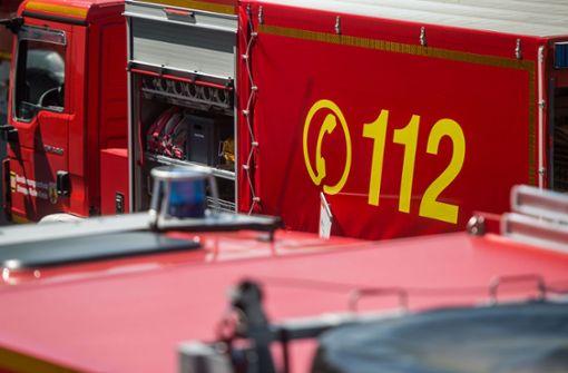 61-Jähriger bei Wohnhausbrand verletzt