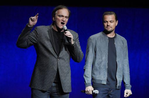 """Quentin Tarantino vergleicht neuen Film mit """"Pulp Fiction"""""""