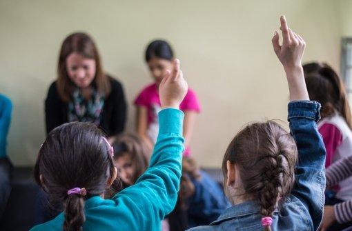 Unterricht in einer Gemeinschaftsschule. Foto: dpa