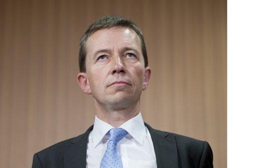 """Der Parteivorsitzende Bernd Lucke spricht bereits von einer """"Volkspartei"""" Foto: Photothek"""