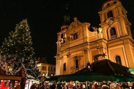 Den barocken Weihnachts-Charme genießen