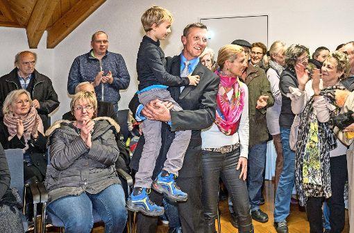 Polizeikommissar wird Bürgermeister