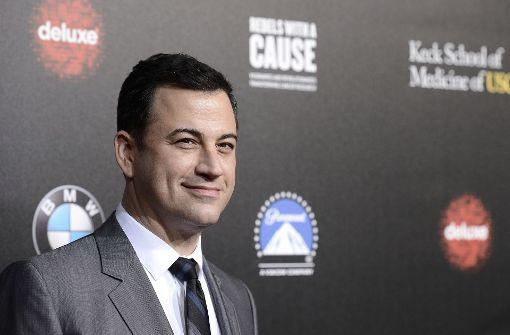Komiker Jimmy Kimmel soll Quote retten