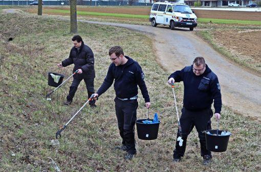 Warum Filderstadt nun wieder sauberer ist