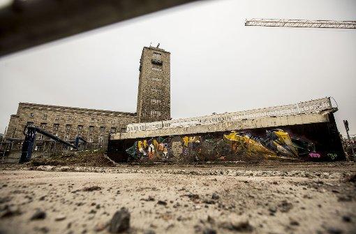 Der Hauptbahnhof, ein Depressionsbunker