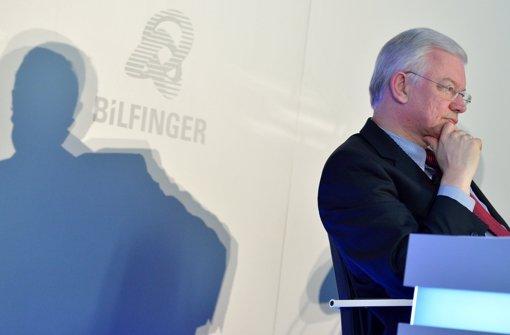 Roland Koch räumt Bilfinger-Spitze