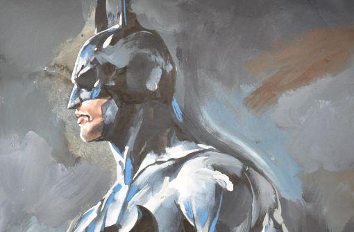 Rettet Batman die Malerei?