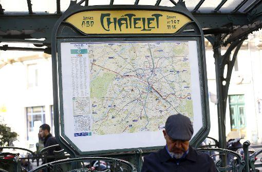 Messerangriff in Pariser U-Bahn