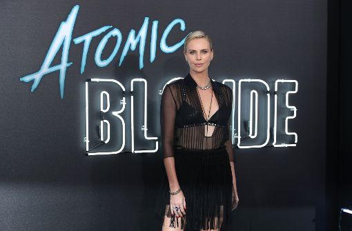"""Atomic Blonde"" feiert Premiere in Los Angeles"