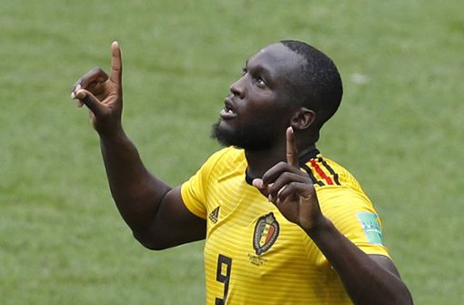 Belgien bangt um Romelu Lukaku