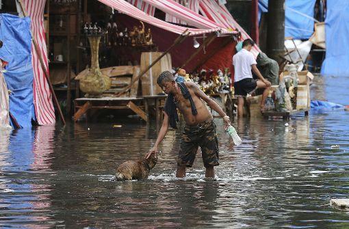Mehrere Tote auf den Philippinen
