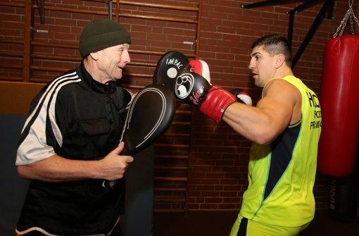 Tiefschlag für Boxtrainer Mittermeier