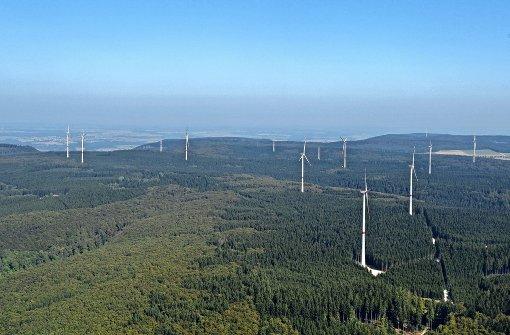 Die Hauptstadt der Windkraft im Land