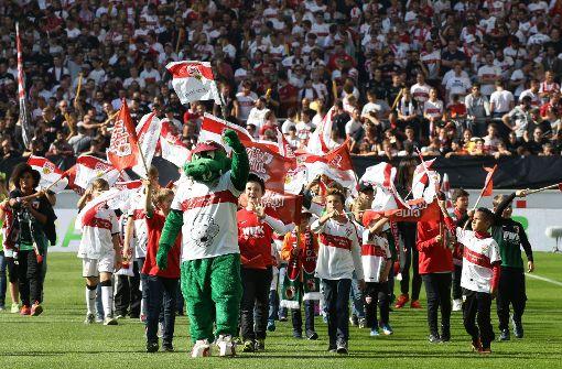 Ultras beklagen Fritzle-Trikot und Wasen-Zustände