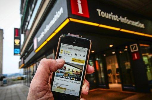 An der Tourist-Information am Hauptbahnhof soll es ab Frühsommer funken Foto: Lichtgut/Leif Piechowski
