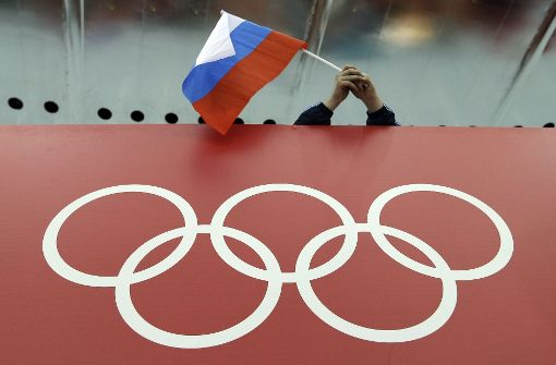 1000 russische Athleten in Doping-Vertuschung involviert