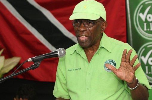 Ex-Vizepräsident Warner lebenslang gesperrt