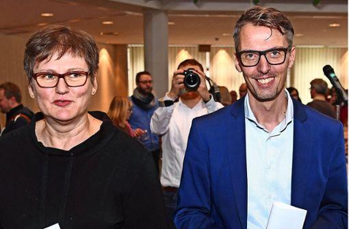 SPD-Duell mit harten Bandagen