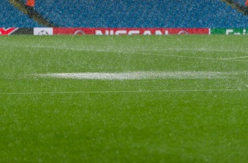 Spiel zwischen Manchester und Gladbach abgesagt