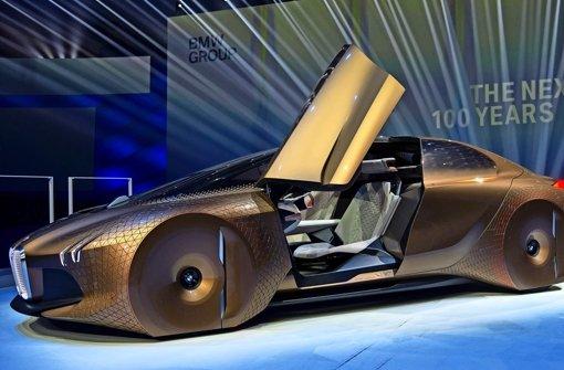 BMW plant schon das Auto für 2040