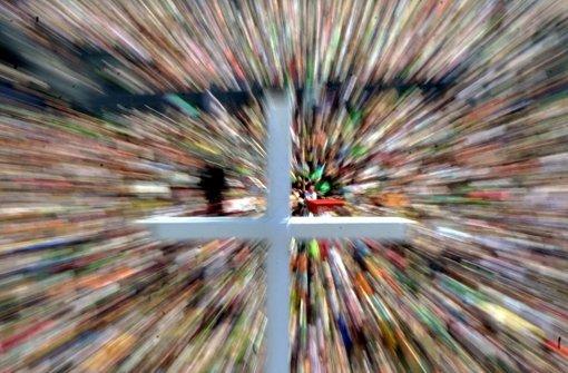In Stuttgart findet im Juni 2015 der Deutsche Evangelische Kirchentag statt Foto: dpa