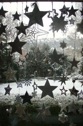 Dieses weihnachtliche Motiv hat Caren Meyer gemacht. Es zeigt die Gerlinger Höhe im Hintergrund. Foto: Caren Meyer