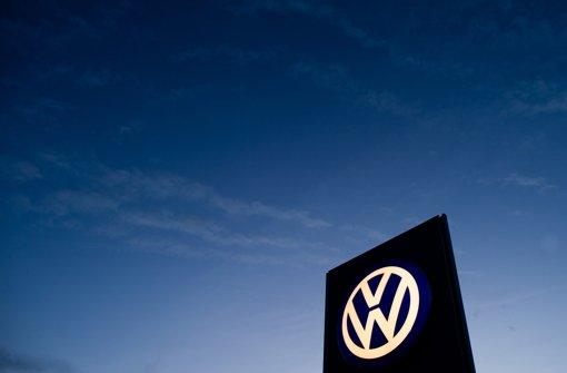 VW startet große Rückrufaktion Foto: dpa