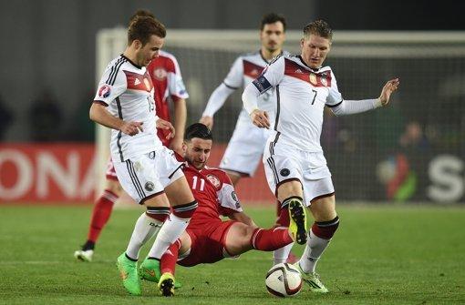 Deutsche zweifeln an der Mannschaft
