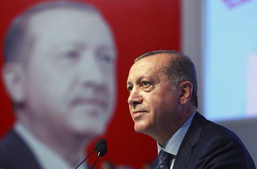 Kritik aus Stuttgart an Erdogans Aufruf
